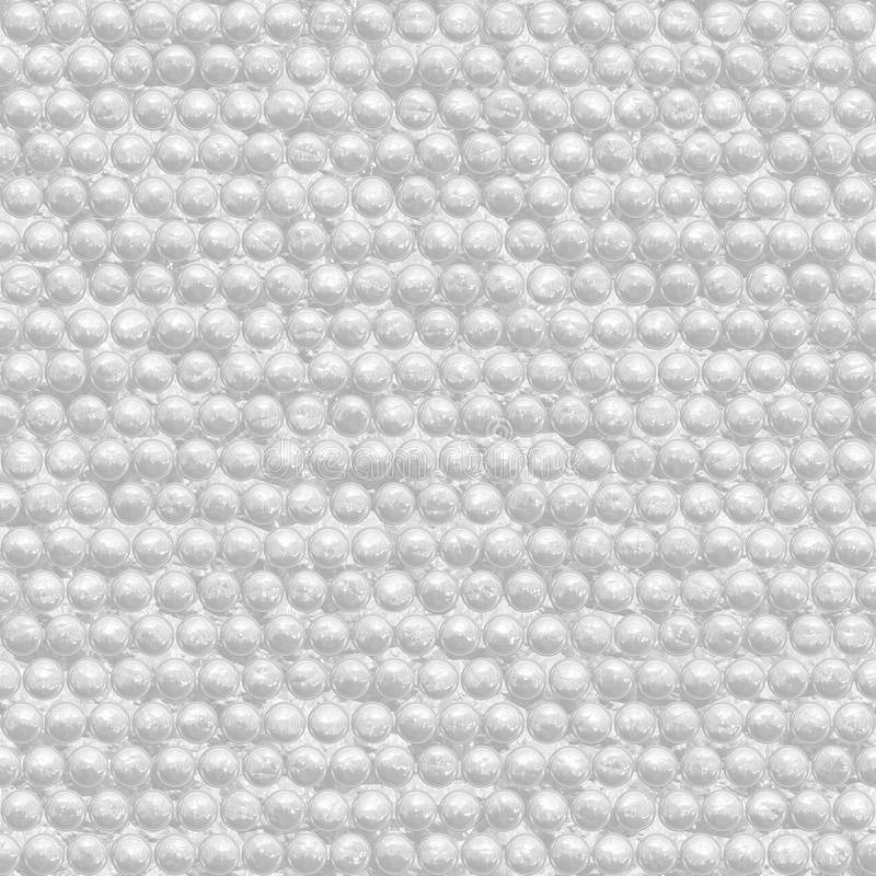 Wrapping paper, bubble wrap texture stock photo