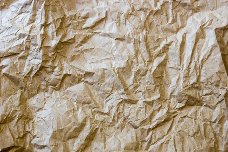 Wrapping paper. Prepare to pack an item. The background.  stock image
