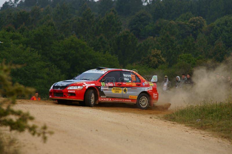 Download WRC 2011 Rally D'Italia Sardegna - MARRONE Editorial Image - Image: 19516865