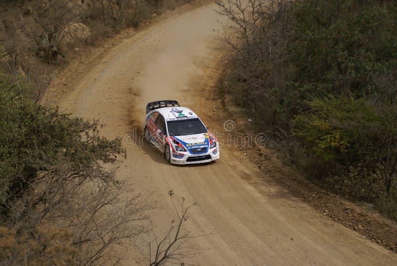 WRC CORONA RALLY MEXICO 2007