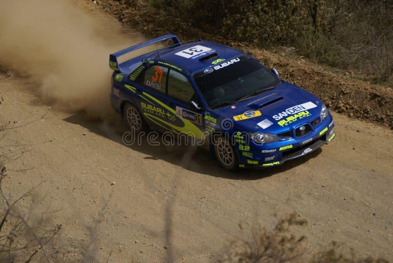 Download WRC CORONA RALLY MEXICO 2007 Editorial Photography - Image: 7494347