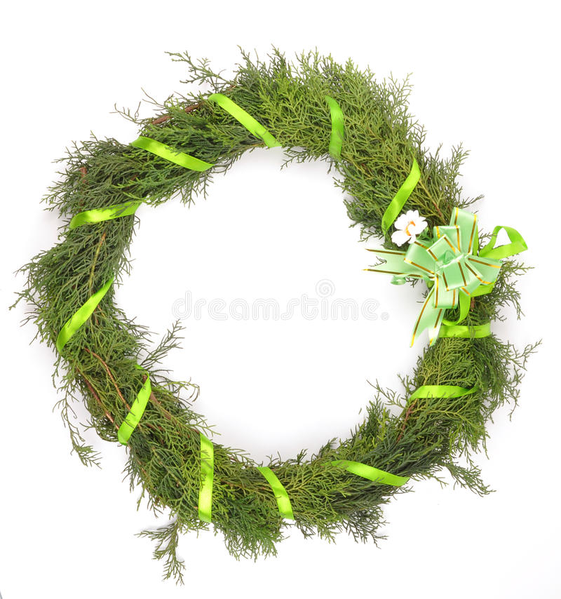 Download Wreath stock image. Image of colour, image, seasons, life - 12739547