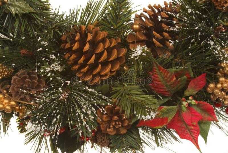 Wreath lizenzfreie stockbilder