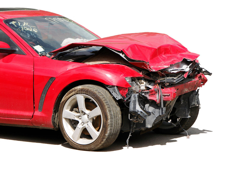 Download Wreck stock image. Image of glass, motor, signal, paint - 6320943