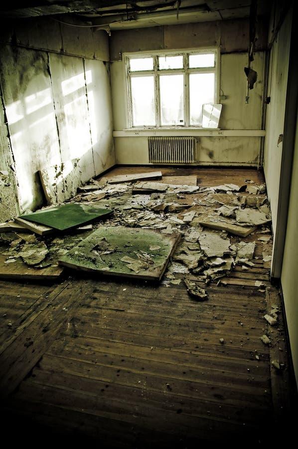 Download Wrecked home stock photo. Image of broken, mildew, trash - 6939026