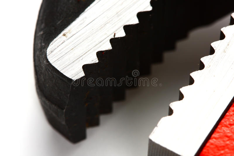 Download Wrench Close stock image. Image of orange, metal, clean - 10858361