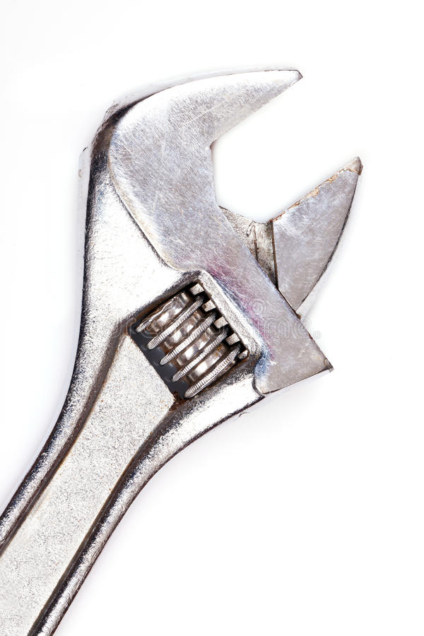 Download Wrench Closeup Stock Image - Image: 19952151