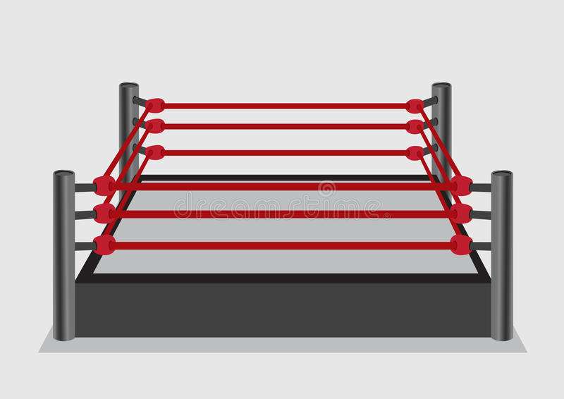 Wrestling Ring Background Stock Illustrations – 554
