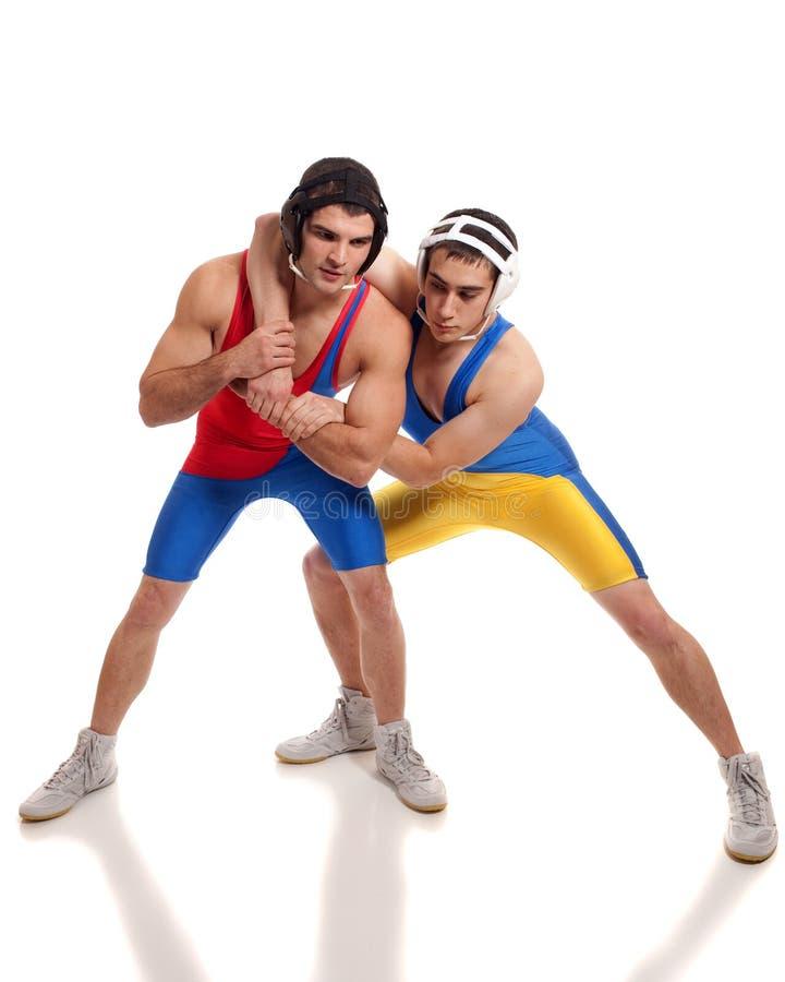 wrestling стоковые изображения