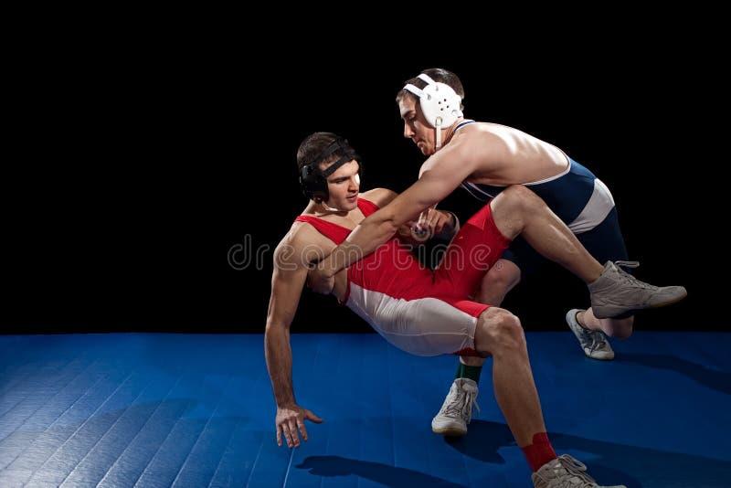 wrestling стоковые фотографии rf