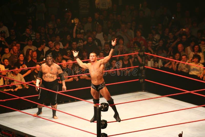Wrestling Editorial Photo