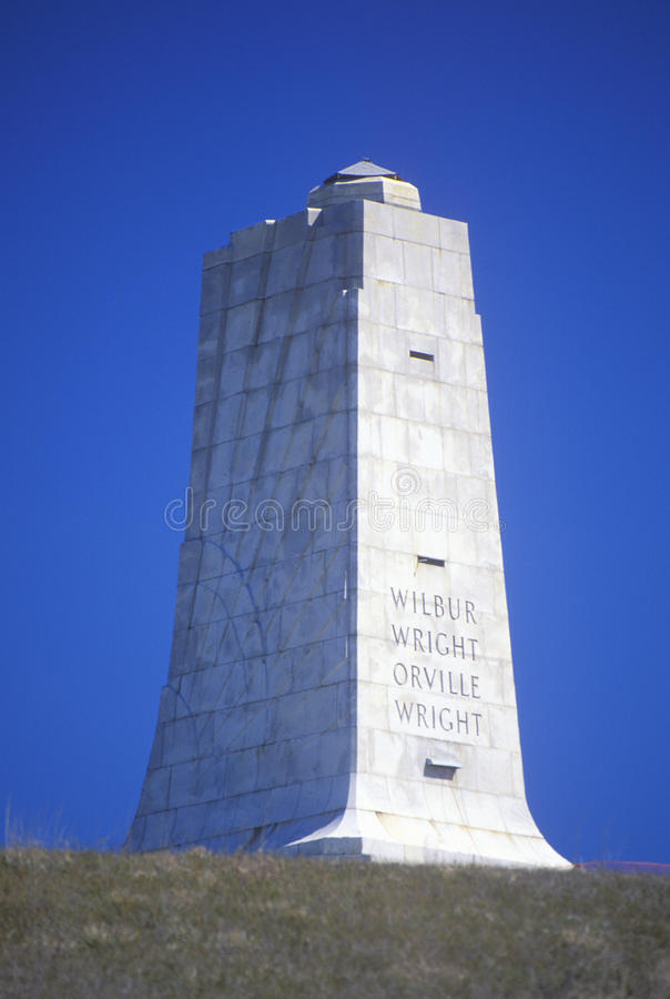Wright Brothers National Memorial Royalty Free Stock Photo
