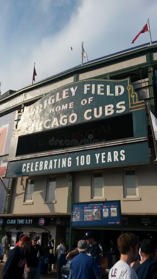 Wrigley coloca fotos de archivo