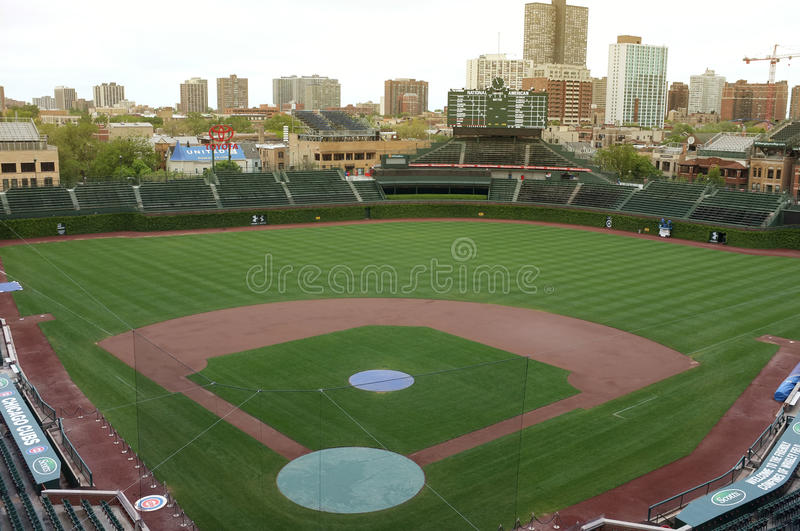 Download Wrigley Field Editorial Stock Image - Image: 31426804