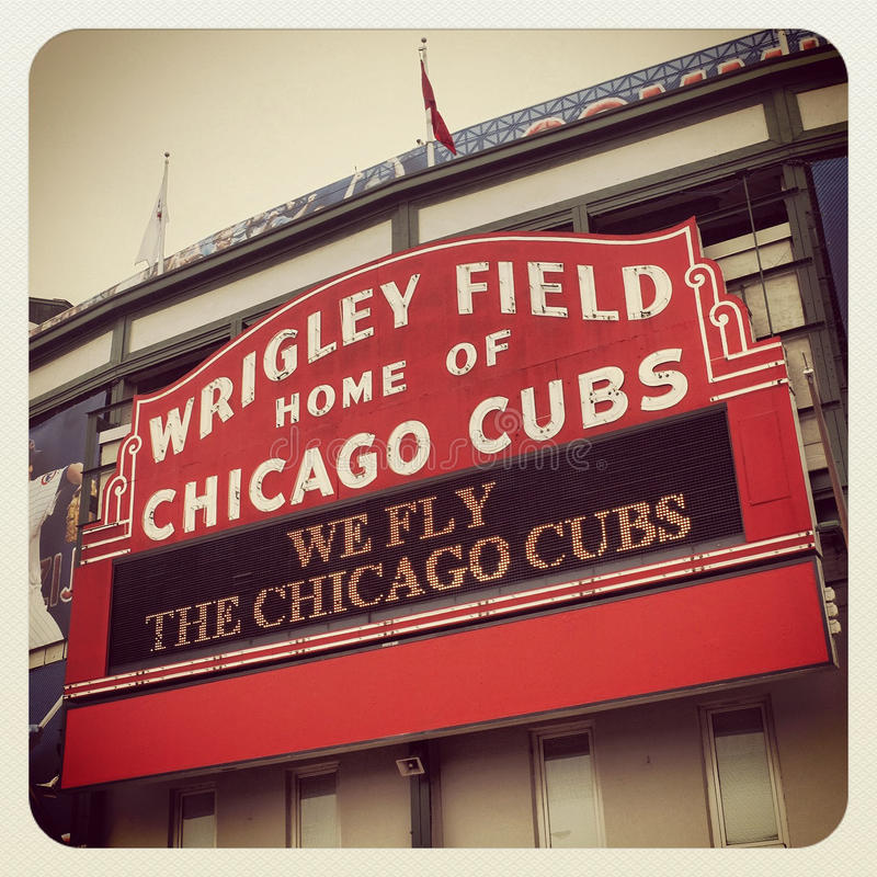 Download Wrigley Field editorial photo. Image of national, mound - 31742816