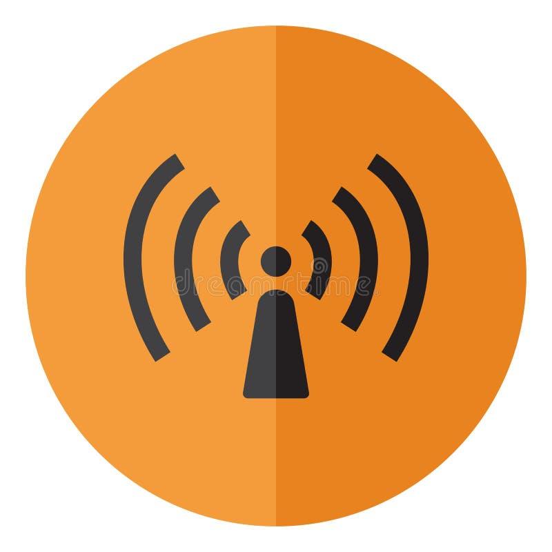 Wriless和网络象 免版税图库摄影