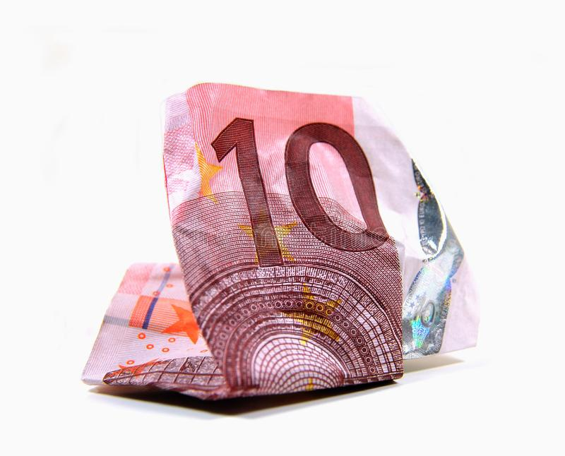 Download Wrinkled Money stock photo. Image of exchange, successful - 14670750