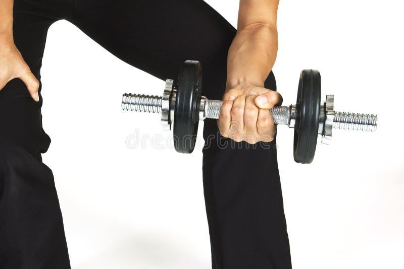 Wrist Curl stock image