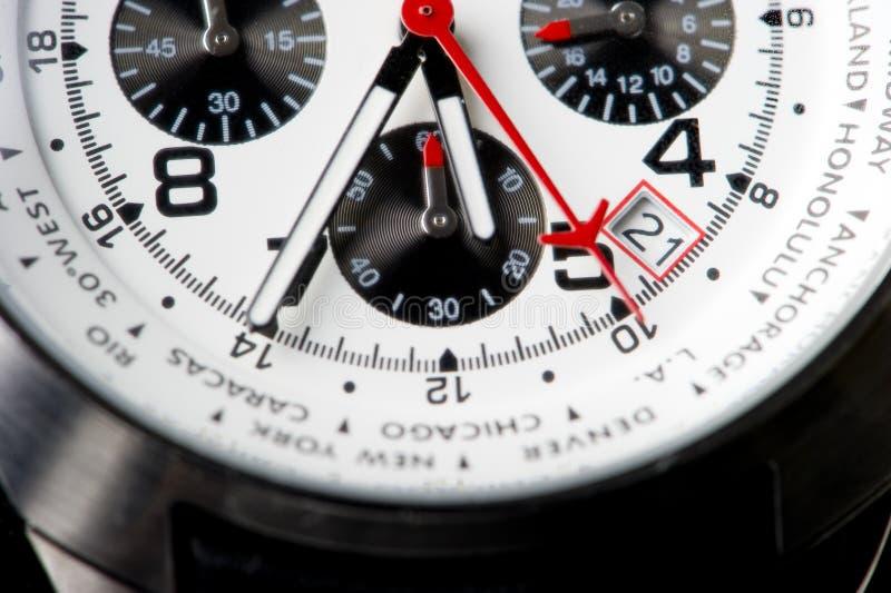 Download Wrist Watch stock image. Image of metal, patient, numbers - 13657549