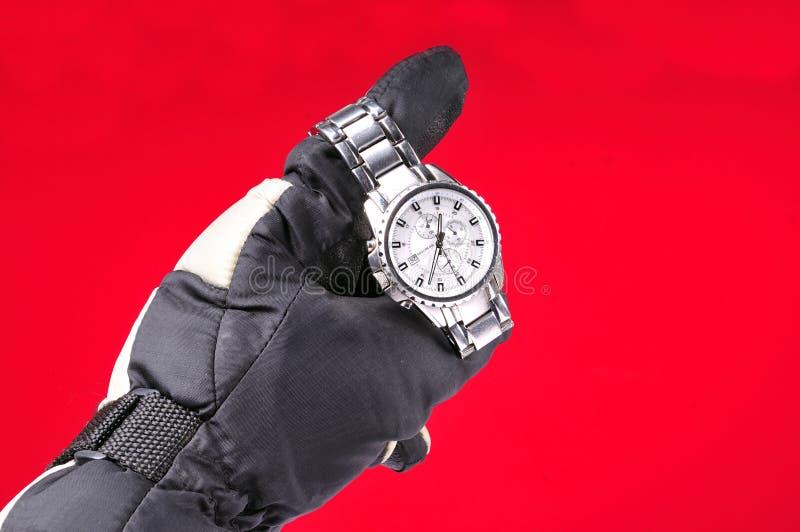 Download Wrist watch stock photo. Image of watch, metal, studio - 15337444