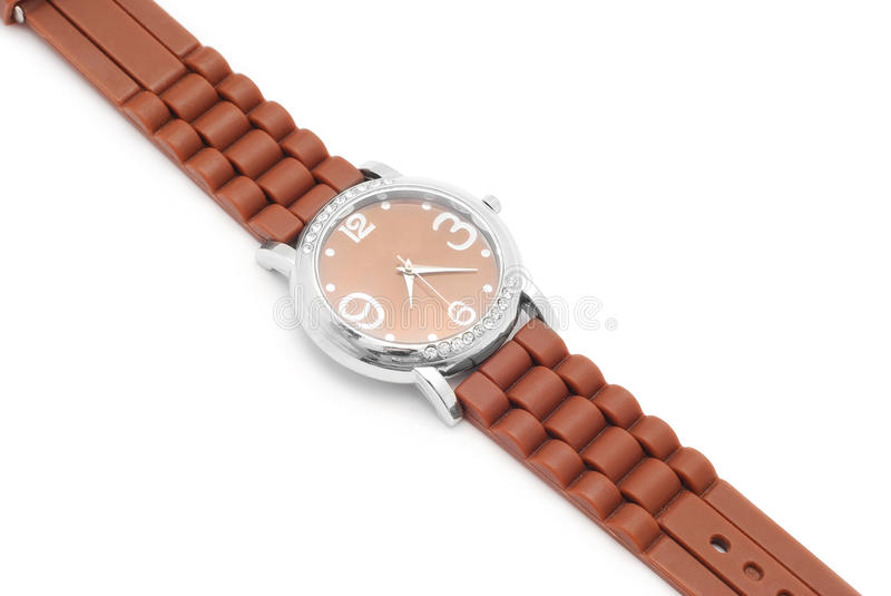 Download Wrist watch stock image. Image of timer, personal, metal - 25702607