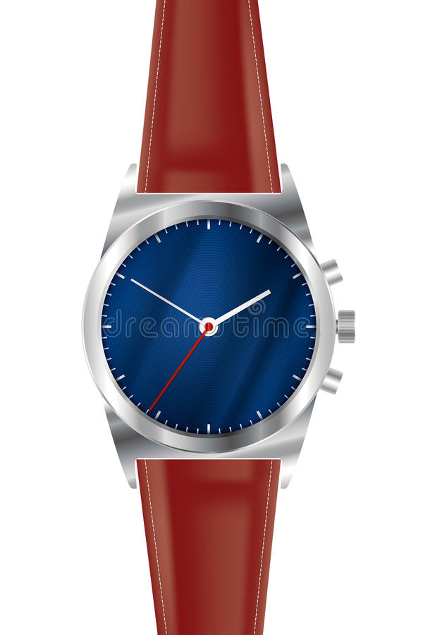 Free Wrist Watch Royalty Free Stock Photo - 42808865