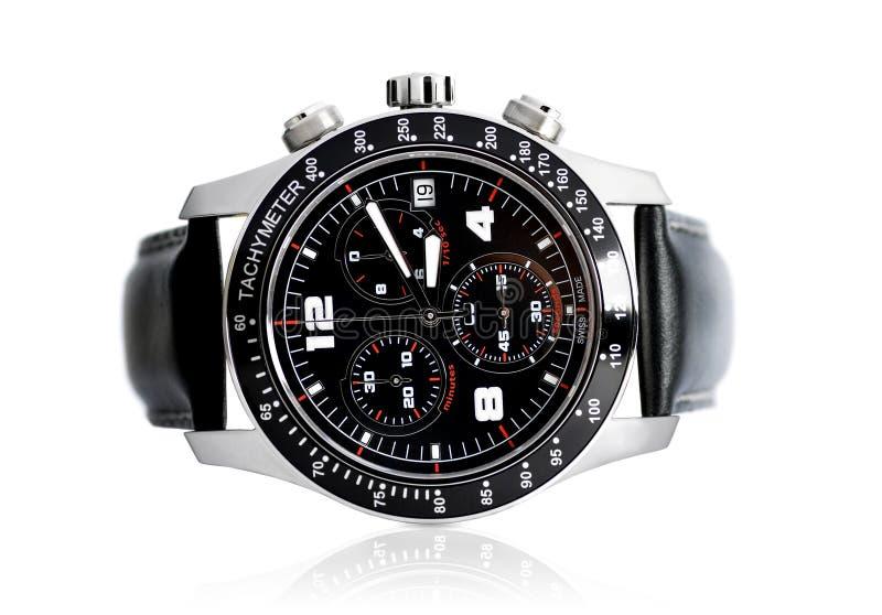 wristwatch fotografia stock