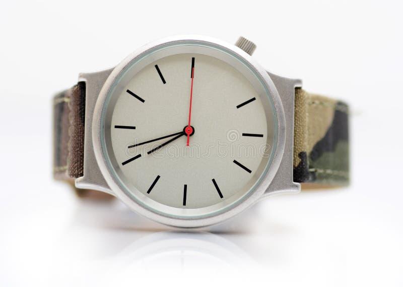 Wristwatch fotografia royalty free