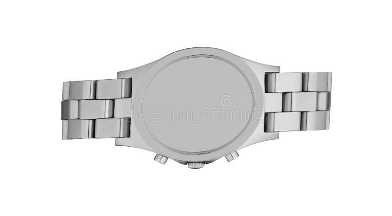 Wristwatch odizolowywający fotografia stock