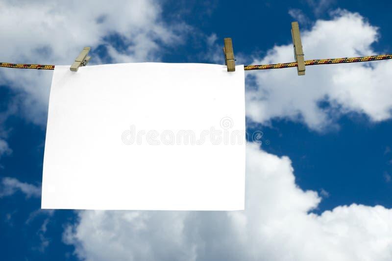 Write on. royalty free stock photo