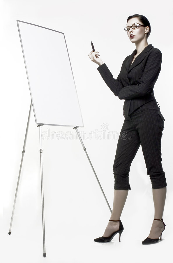 Write on board 2 royalty free stock images