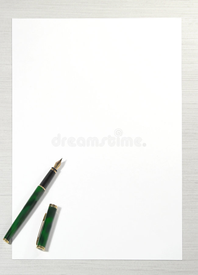 Free Write Me Letter Stock Image - 1515331