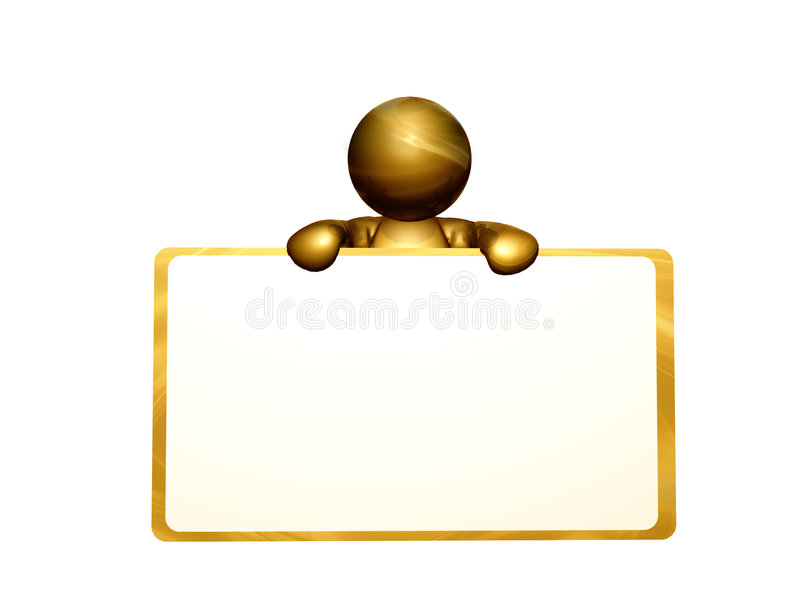 Download Write Your Message On This Blank Message Board Stock Illustration - Image: 8215275