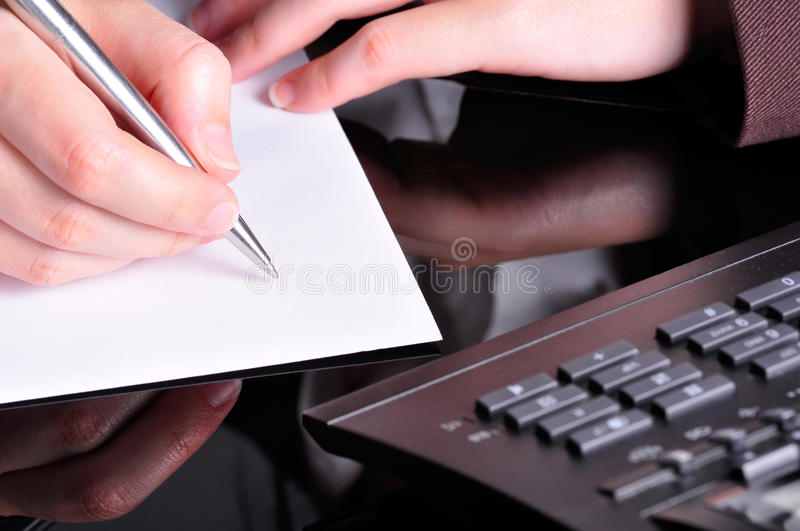 Download Writing Stock Images - Image: 24285204