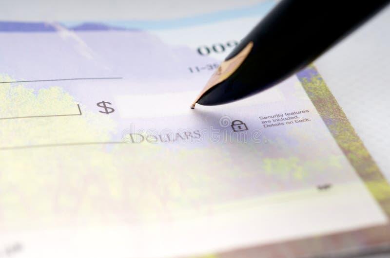Download Writing Checks stock photo. Image of finance, symbol - 18203918