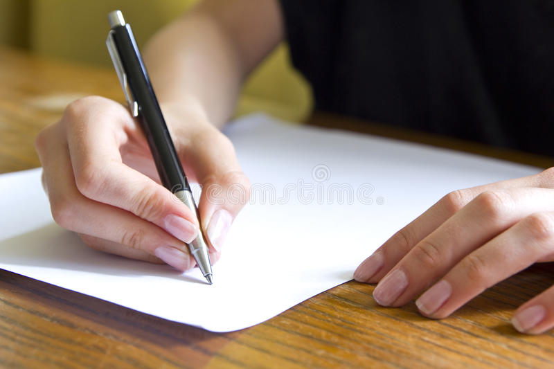 Download Writing stock image. Image of school, letter, college - 42235653