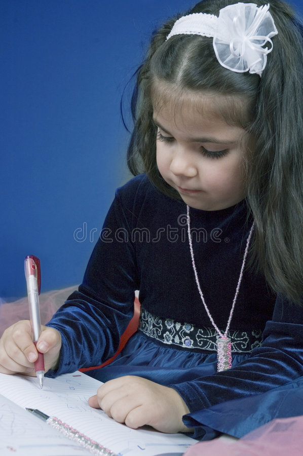 Free Writing Down The Ideas Stock Images - 619704