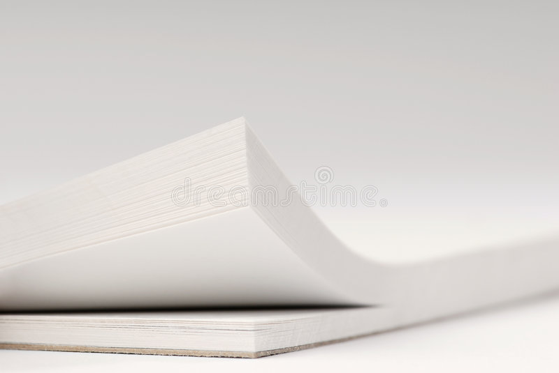 Writing Pad Background Stock Images
