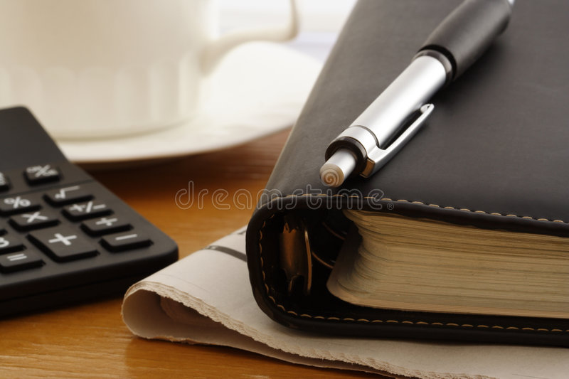Writing Utensils royalty free stock photography