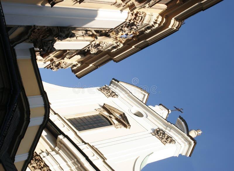 wroclaw университета стоковые фотографии rf