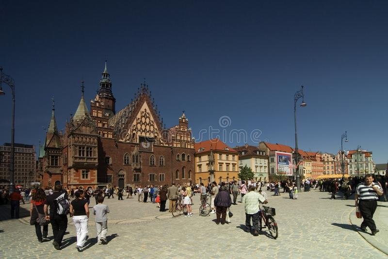 Wroclaw photo stock