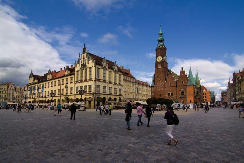 Wroclaw images libres de droits