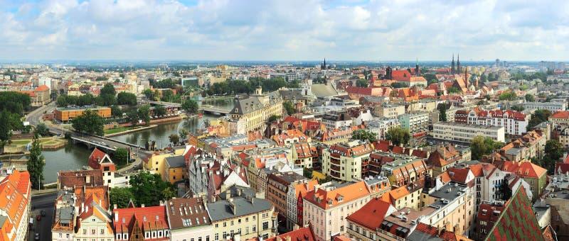 Wroclaw royaltyfria foton