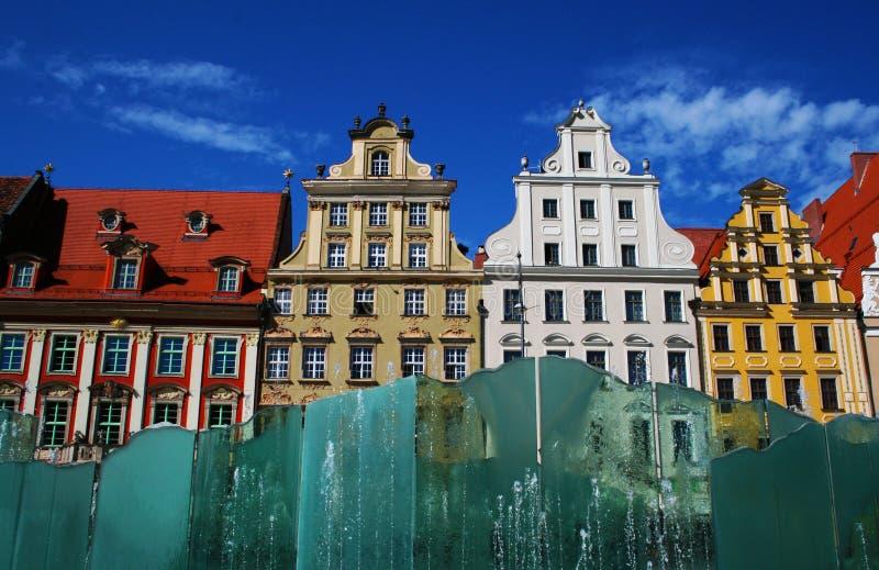 Wroclaw fotografía de archivo libre de regalías