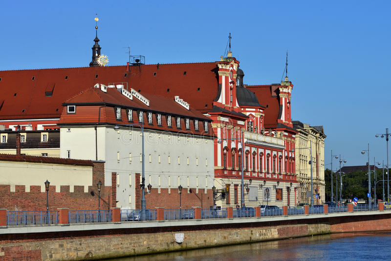 Download Wroclaw - Ossolineum Library Stock Photo - Image: 26370218
