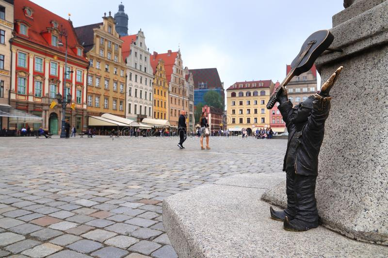 Wroclaw, Poland stock images