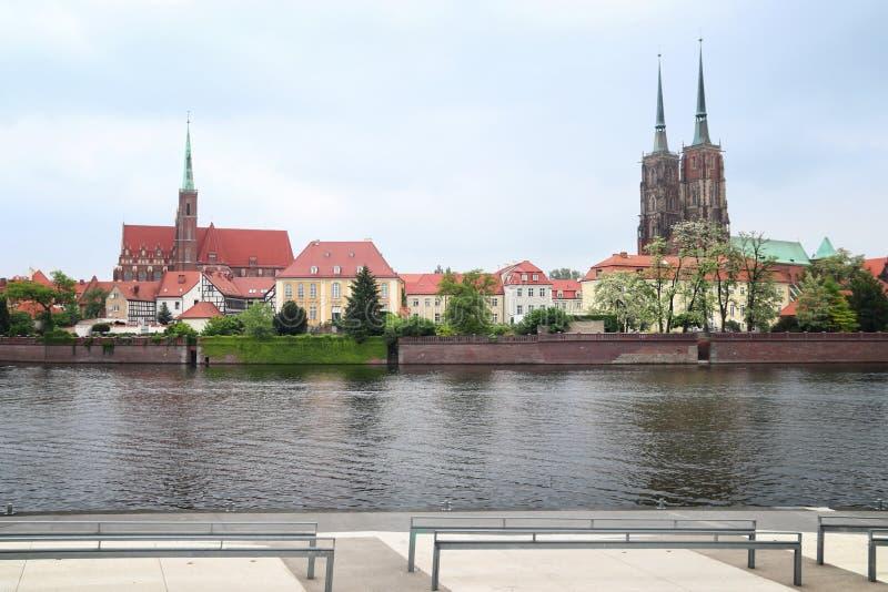 Wroclaw, Polonia imágenes de archivo libres de regalías
