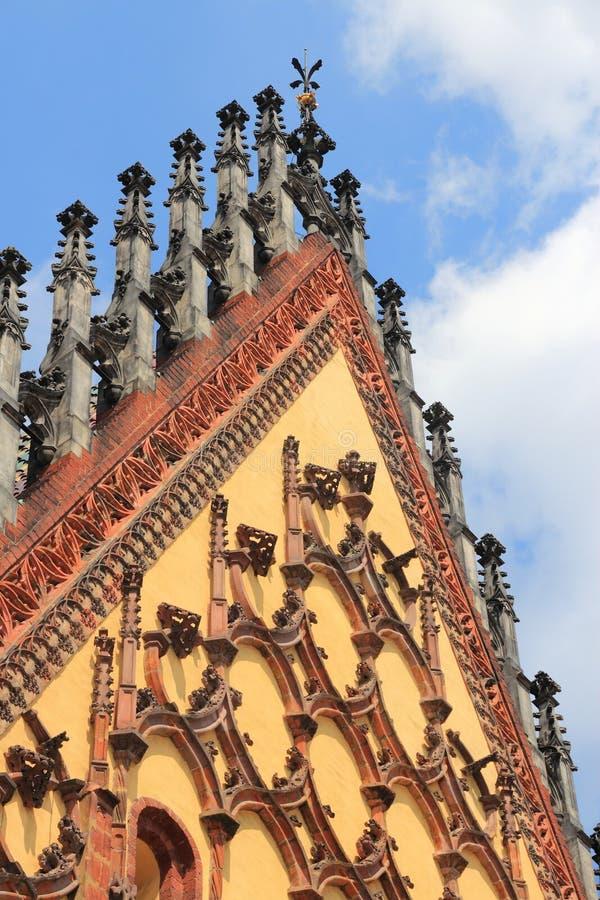 Wroclaw, Polonia foto de archivo libre de regalías