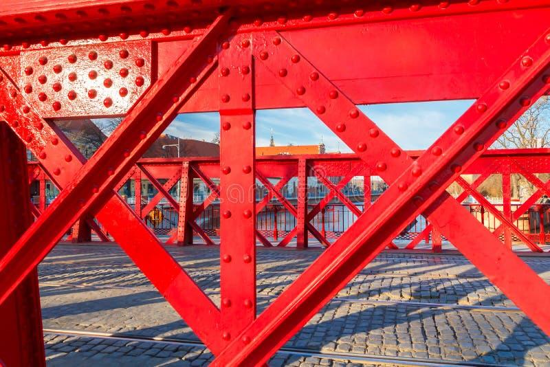 wroclaw Sandy Bridge immagine stock