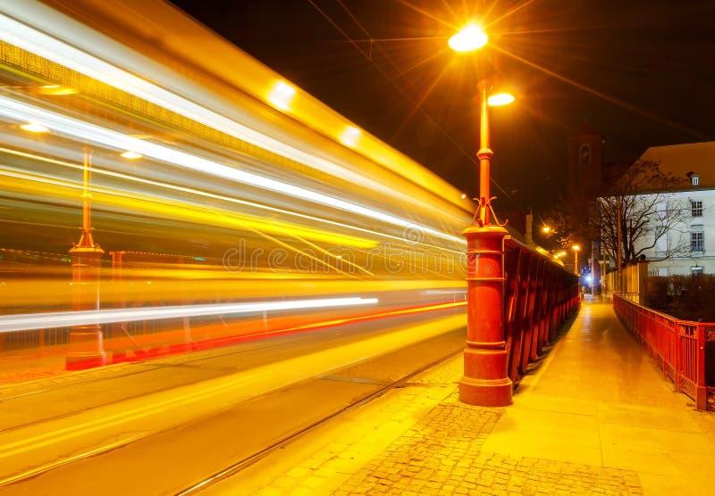 wroclaw Sandy Bridge fotografia stock